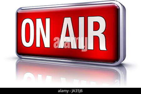 news, radio, microphone, shipment, transmission, broadcast, sign, signal, talk, - Stock Photo