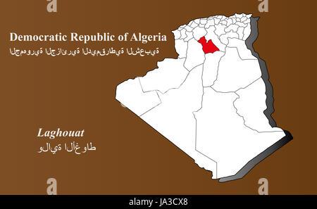 algeria, travel, optional, brown, brownish, brunette, tourism, black, swarthy, - Stock Photo