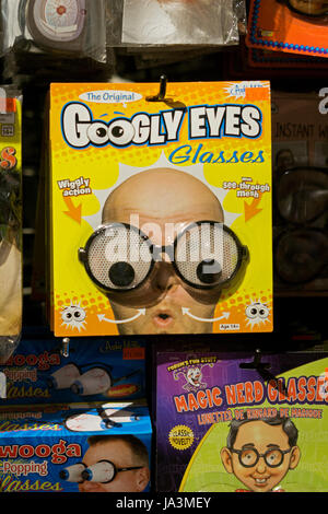 googly eyes glasses for sale at the halloween adventure costume shop in greenwich village new - Halloween Adventure New York