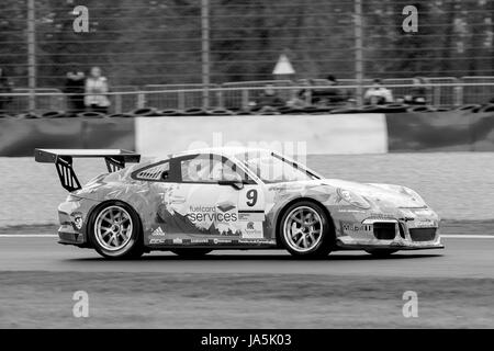 Donnington park - Stock Photo