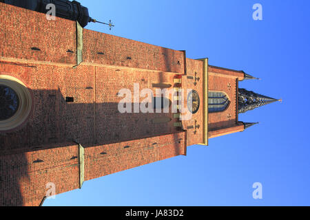 tower, religion, church, temple, city, town, monument, culture, famous, - Stock Photo