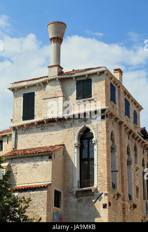 Palazzo Soranzo Van Axel - Stock Photo