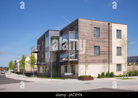 New Build Flats Oxfordshire