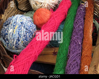 wool - Stock Photo