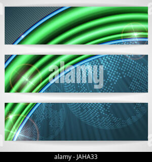 Abstract Colorful Background. Vector Illustration. Eps 10. - Stock Photo