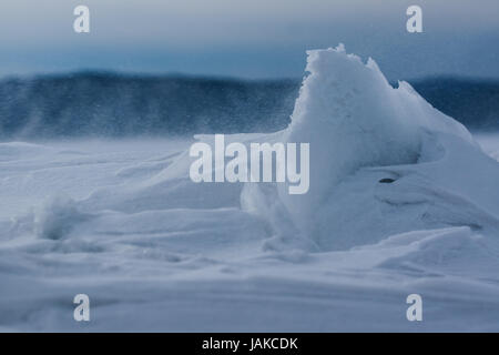 cold width - Stock Photo