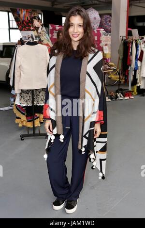 #SheinspiresMe Fashion Car Boot in support of Women for Women International  Featuring: Jasmine Hemsley Where: London, - Stock Photo
