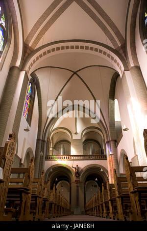 St.-Patrokli-Dom ,Nordrhein-Westfalen, Deutschland, Soest - Stock Photo