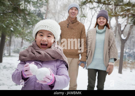 smiles walk - Stock Photo