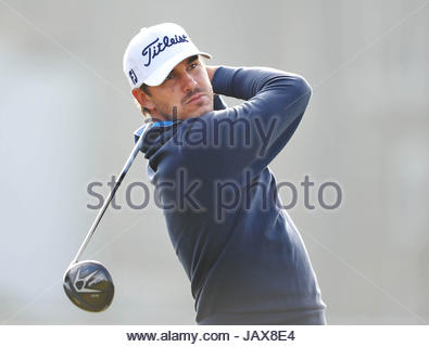 File photo dated 04-10-2015 of Brooks Koepka. - Stock Photo