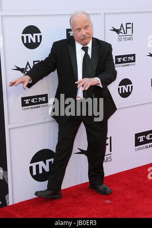 Hollywood, Ca., USA. 8th June, 2017. Richard Dreyfuss at the American Film Institute Gala honoring Diane Keaton - Stock Photo