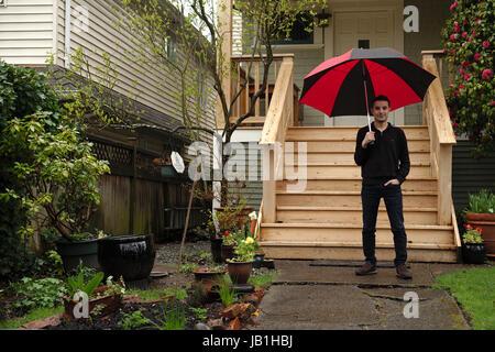 Arnaud De Grave / Le Pictorium -  Success stories of refugees' integration in Vancouver BC, Canada -  09/04/2017 - Stock Photo