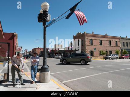 Red Lodge, Montana, United States. - Stock Photo