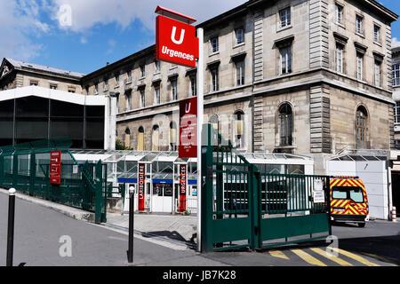 Urgent Care Paris France