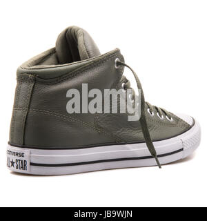 Converse Chuck Taylor All Star High Street Olive Submarine Unisex Shoes - 149427C - Stock Photo