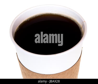 paper cup cafe - Stock Photo