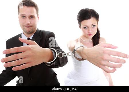 imposter bride ending a relationship