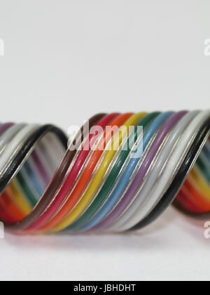 Bunte Kabel bunte kabel stock photo royalty free image 144828041 alamy