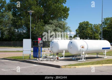 Autogas verbrauch