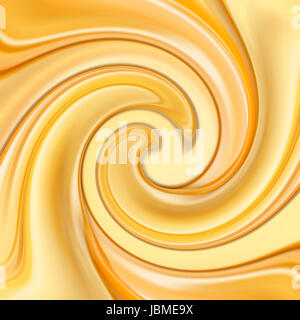Abstract caramel background - Stock Photo