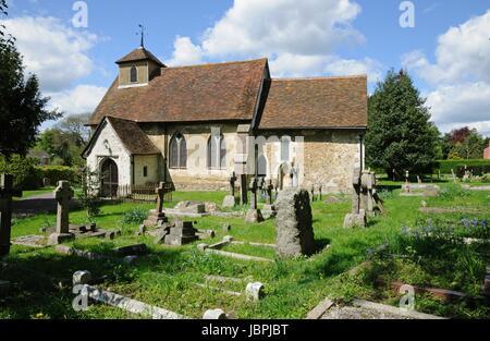 St Mary the Virgin Church, Letchworth Garden City, Hertfordshire ...