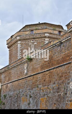 Forte Sangallo. Civita Castellana. Lazio. Italy. - Stock Photo