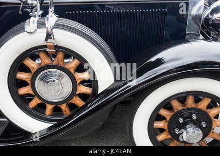 Vintage Buick car - Stock Photo