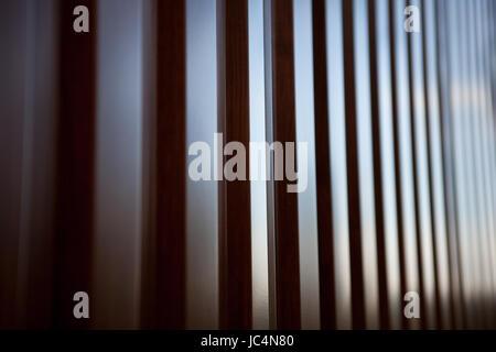 background galvanized steel sheet metal - Stock Photo