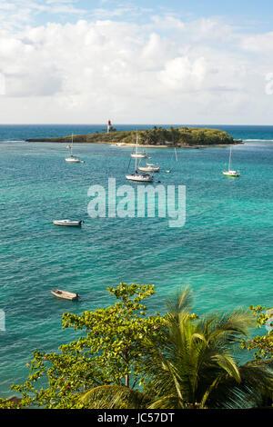 small island - Stock Photo