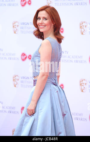 The Television BAFTA Awards 2017 - Arrivals  Featuring: Amy Nuttall Where: London, United Kingdom When: 14 May 2017 - Stock Photo