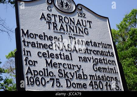 Morehead Planetarium at the University of North Carolina at