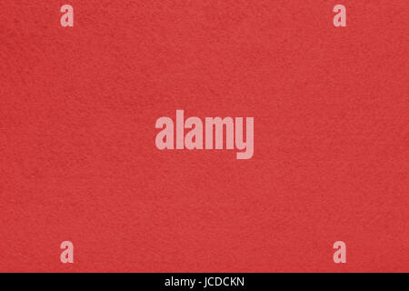 Background with red texture, velvet fabric, full frame, close up - Stock Photo