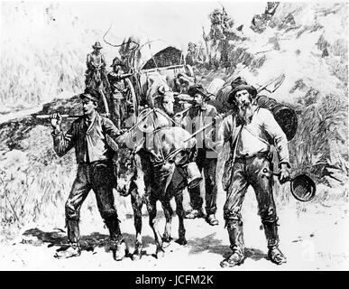 the start of the california gold rush in the united states This site might help you re: what effect did the california gold rush have on the growth of the united states.