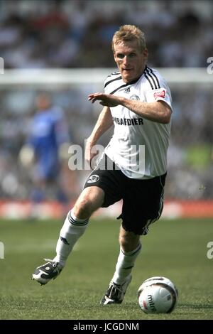 GARY TEALE DERBY COUNTY FC DERBY V PETERBOROUGH PRIDE PARK, DERBY, ENGLAND 08 August 2009 DIY98798     WARNING! - Stock Photo