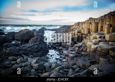 Giant's Causeway - Stock Photo