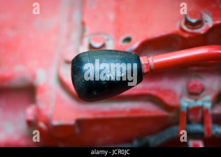 Parts of Diesel engine of truck/tractor. - Stock Photo