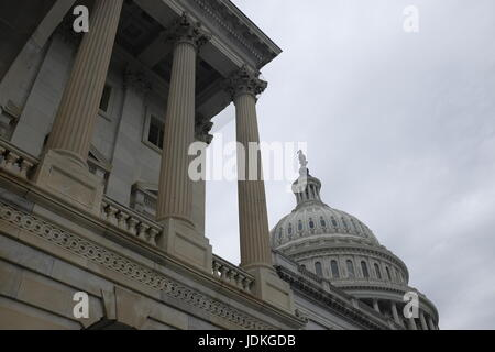 United States Capitol Building - Stock Photo