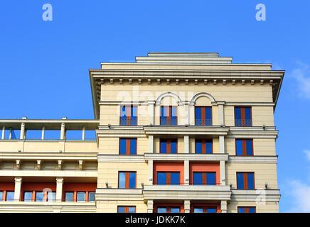 Monumental building - Stock Photo