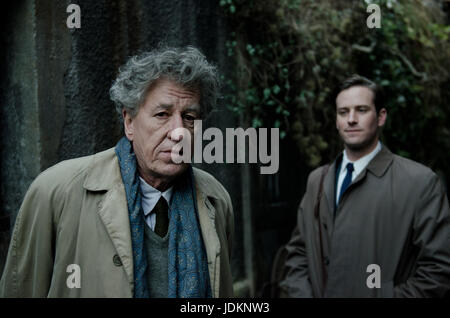 RELEASE DATE: August 18, 2017 TITLE: Final Portrait STUDIO: Sony DIRECTOR: Stanley Tucci PLOT: The story of Swiss - Stock Photo