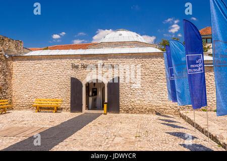 The Hamam Museum in Mostar - Stock Photo