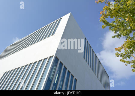 New Documentation Center of National Socialism in Munich with exhibitions, a learning center with media and research - Stock Photo
