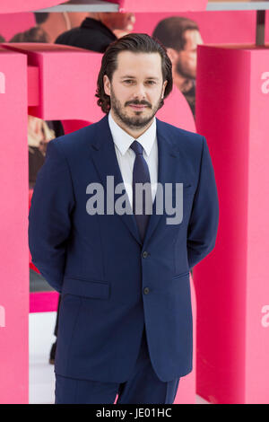 London, UK. 21st June, 2017. Film director Edgar Wright arrives for the European Premiere of Baby Driver. Credit: - Stock Photo