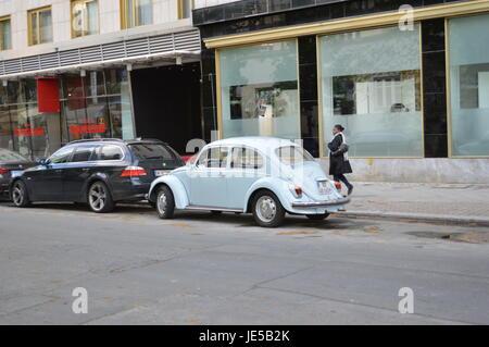 VW Bug - Stock Photo