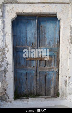 Old doorway - Stock Photo