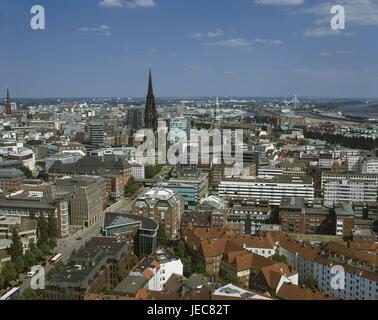 Northe Hamburg germany hamburg town overview germany city hanseatic town