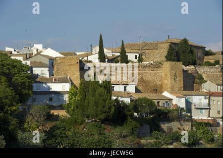 Spain, Andalusia, Ubeda, province of Jaen, Ubeda, - Stock Photo
