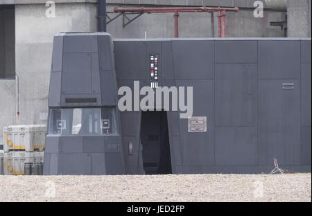... The latest Star Wars blockbuster movie filming at Fawley Power Station near South&ton in H&shire UK & The latest Star Wars blockbuster movie filming at Fawley Power ...