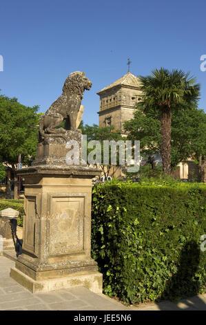 Spain, Andalusia, Ubeda, province of Jaen, Ubeda, Vazquez de Molina Platz, - Stock Photo