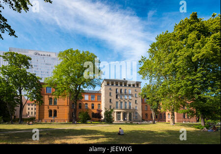 Department for Anatomy at Charite Hospital in Mitte, Berlin, Germany - Stock Photo