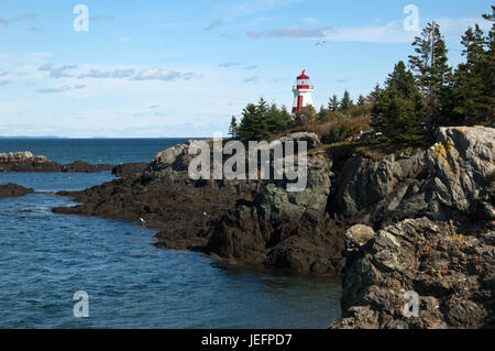 East quoddy head harbour lighthouse campobello island for Free land maine